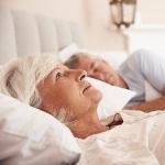 Im Alter braucht man weniger Schlaf. Wirklich?